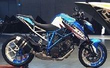Actualite moto - KTM: La Super Duke 1290 a déjà la tête dans les étoiles