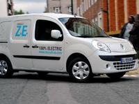 Les utilitaires électriques se mettent à l'autopartage