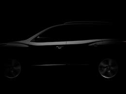 Salon de Détroit - Nissan Pathfinder Concept
