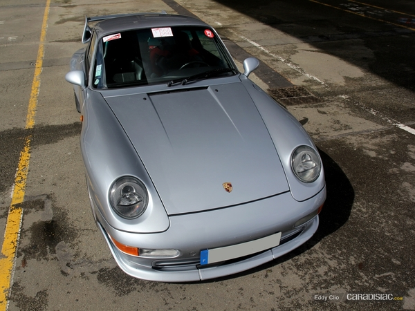 Photos du jour : Porsche 911 993 Carrera RS (Exclusive Drive)
