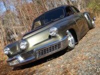 Preston Tucker Torpedo 'Lower 48' Twin Turbo by Rob Ida Concepts
