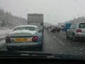 Un Anglais qui n'a peur de rien : il roule en TVR Cerbera sur la neige