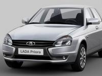 Salon de Moscou 2014 - Lada y présentera une Priora restylée