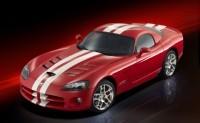 Salon de Detroit : Dodge Viper SRT-10 - 2008, 600 ch !