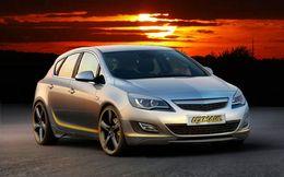 Nouvelle Opel Astra : déjà le kit carrosserie par Lexmaul
