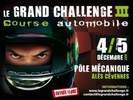 Agenda Week-end : Le Grand Challenge, troisième édition