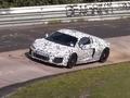 Surprise en vidéo : la prochaine Audi R8 mord du karussell