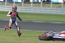 MotoGP: Marquez va garder la même approche avec Rossi