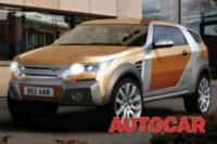 Une Land Rover crossover coupé pour 2010 : Funlander