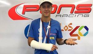MotoGP: Fabio Quartararo blessé