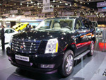 Guide des stands - Cadillac: hall 5-2