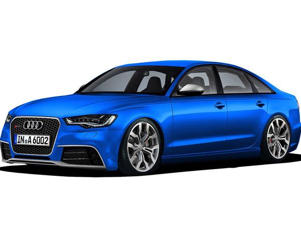 Audi RS6 : déjà les photoshops