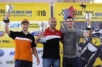 Dark Dog Rallye Moto Tour 2015, rallye de la Corse: Verlardi reste maître en Corse