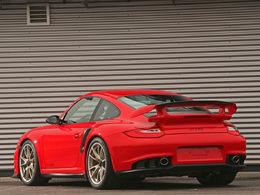 Porsche 911 GT2 RS : Sold out mais déjà tunée par Wimmer RS à 703 chevaux