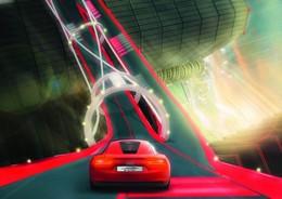Audi : bientôt un e-Tron virtuel sur Playstation 3