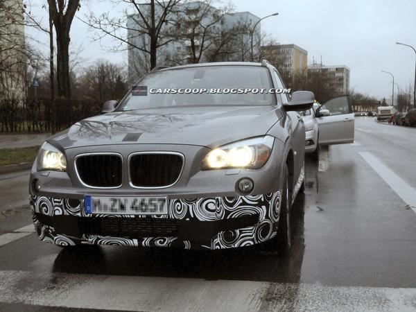 Bientôt un pack M-Sport pour le BMW X1