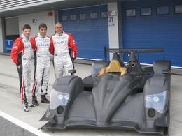 Soheil Ayari disputera le championnat du monde d'endurance 2012