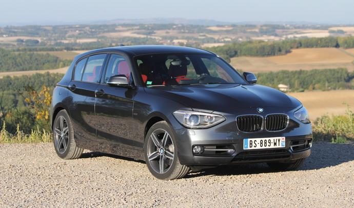 """Fiabilité de la BMW Série 1 """"F20/F21"""" (2011) : la maxi-fiche occasion de Caradisiac"""