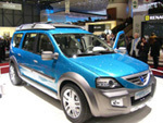 Guide des stands - Dacia: hall 1