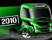 Kawasaki Tour 2010 : Direction Houille (78) pour la seconde étape