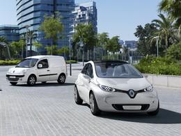 Renault - Un centre d'essai véhicules électriques à Boulogne