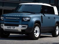 Le Land Rover Defenderprochainement disponible en utilitaire Hard Top