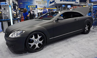 Mercedes Classe S par West Coast Customs