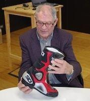 Interview: quelques questions à Dino Signori, fondateur de la marque Sidi.