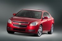 Salon de Detroit : Chevrolet Malibu, officielle