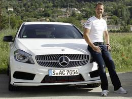 Michaël Schumacher: un contrat à long terme avec Mercedes