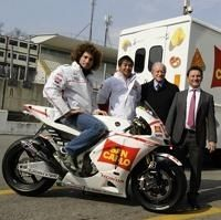 Moto GP - Honda: Aoyama aura aussi une moto d'usine