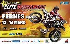 Motocross Elite à Pernes les Fontaines, c'est ce week-end
