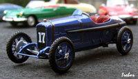 Miniature : 1/43ème - PEUGEOT 3 litres Indianapolis