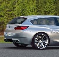 BMW Série 3 shooting brake: oui, peut-être
