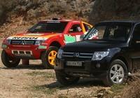 Le Mitsubishi Pajero 2007 fait sa 'Revolution' à Paris !