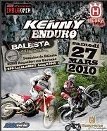 Kenny Enduro sur le domaine de Balesta Off Road ( 31 ) le 27 mars