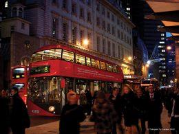Un nouvel autobus hybride pour Londres