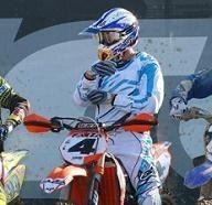 Kévin Strijbos trouve refuge chez Suzuki pour le mondial MX 1