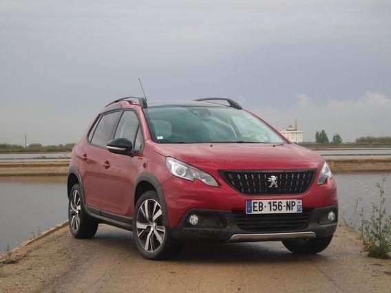 Le Peugeot 2008 restylé arrive en concession : RAS ou presque