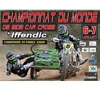 Side-car cross mondial : Ce week-end à Iffendic