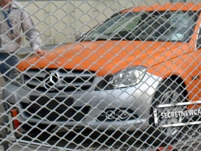 La future Mercedes Coupé Classe C surprise à nouveau