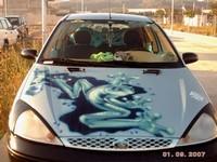 La saucisse du vendredi : Ford Focus Kermit