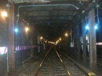 Le métro se met aux lampes à LED !