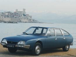 CX, une Citroën, une vraie, célèbre ses 40 ans