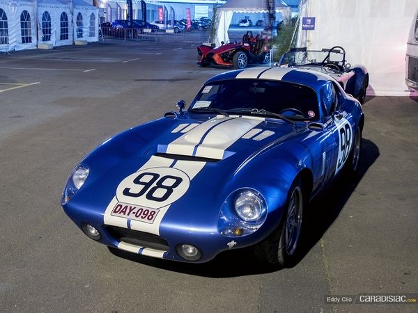 Photos du jour : Shelby Cobra Daytona CSX 9000 (Exclusive Drive)