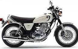 Actualité moto - Yamaha: La SR400 n'est pas tombé aux oubliettes