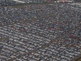Sombres présages : les commandes automobiles en chute libre en décembre