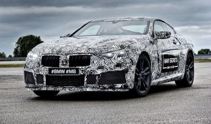 BMW M8 : ça se précise