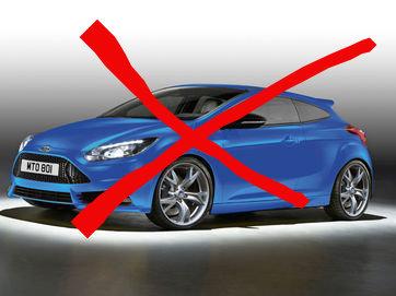 Ford dément l'arrivée d'un coupé Capri