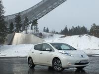 Essai - Nissan Leaf : version 2.0